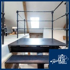 Ijzeren trap en ijzeren trapleuning www.tupker.nl Wonen Binnen