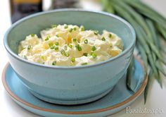 PANELATERAPIA - Blog de Culinária, Gastronomia e Receitas: Salada de Batatas