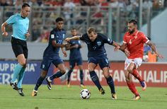Rashford and Kane for against World Cup 2018, Malta, All Star, Soccer, England, Running, Sports, Hs Sports, Malt Beer