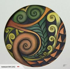 Heritage by Raewyn Harris Maori Designs, Samoan Designs, Maori Symbols, Kunst Der Aborigines, Maori Patterns, Fern Tattoo, Zealand Tattoo, Polynesian Art, New Zealand Art