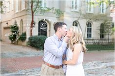 Downtown Norfolk Engagement Photography, Freemason District Engagements, Jessica Ryan Photography, Virginia