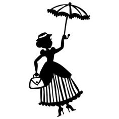 Welcome to the Silhouette Design Store, your source for craft machine cut files, fonts, SVGs, and other digital content for use with the Silhouette CAMEO® and other electronic cutting machines. Machine Silhouette Portrait, Girl Silhouette, Silhouette Design, Disney Fantasy, Black White, Black N White Images, Mary Poppins Silhouette, Makeup Stencils, Disney Doodles