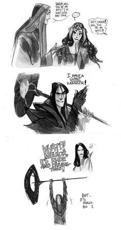 Melkor and Varda Das Silmarillion, Morgoth, O Hobbit, Jrr Tolkien, Tolkien Books, Architecture Tattoo, Dark Lord, Animal Quotes, Comic