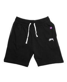 Stussy - French Terry Shorts (Black)