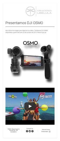 Presentamos DJI OSMO