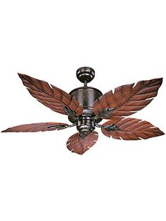 "52"" Portico Outdoor Ceiling Fan In English Bronze 