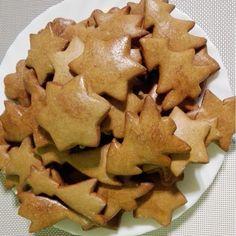 Perníčky Low Carb, Cookies, Christmas Recipes, Noel, Crack Crackers, Biscuits, Cookie Recipes, Cookie, Biscuit