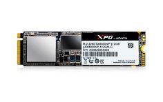 ADATA Launches the XPG SX8000 PCI Express 3.0 x4 M.2 2280 Gaming SSD