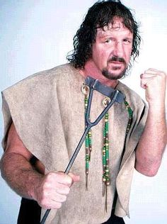 Terry Funk Real Name: Terry Funk Hometown: Amarillo, Texas Weight: 247Ibs