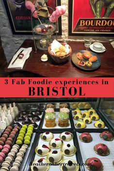 Bristol is fast becoming a world-class foodie destination and here are three fabulous food experiences to try that would also make a perfect gift Bristol England, Bristol Uk, Drinking Around The World, Seafood Dishes, Fabulous Foods, Food Festival, Foodie Travel, Street Food, Tapas