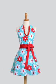 CreativeChics tons and tons of super cute Aprons....some that I really wish were actual dresses!  $36.00