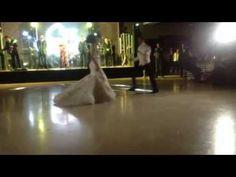Vals original, especial, romántico, hermoso, único Boda Samy y Memo - YouTube
