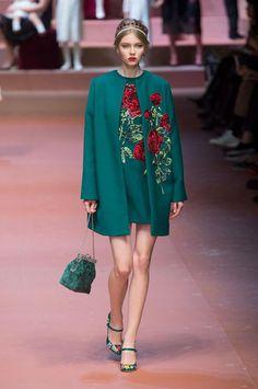 Dolce&Gabbana Otoño/Invierno 2015-2016
