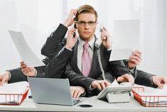 ¿Eres multitasking? ¡Cuidado! Eso ya no es productivo