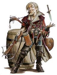 Gimble, rock gnome bard
