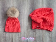 Шапка, Снуд, зимняя шапка, зимний снуд, шапка вязанная, снуд вязанный, шапка с помпоном, knitting