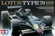 Tamiya 20060 Lotus Type 79 1978 1 20 78 05 with 1001Modelkits