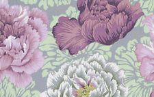 Philip Jacobs BROCADE PEONY MAUVE PWPJ062 Fabric Westminster Fibers
