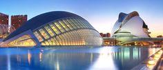 Ciudad de la Artes y las Ciencias de Valencia