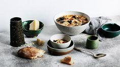 Mixed cabbage minestra recipe : SBS Food