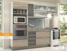 Conjunto cozinha modulada Florença MP003