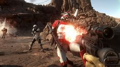 We know there's been a lot of ass-kicking during the Battlefront beta. But there is a flip-side to that, too—and it is hilarious to watch.