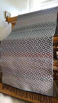 Basket Weaving Patterns, Rag Rugs, Loom Weaving, Scandinavian Style, Handicraft, Blankets, Pattern Design, Textiles, Knitting