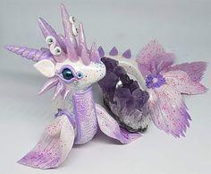 Polymer Clay Dragon https://www.facebook.com/EmmasWerkstatt/