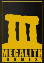 Megalith Games Games, Logos, Alternative, Shell, Miniatures, Houses, Cover, Homes, Logo