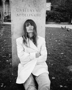 "954 Likes, 15 Comments - Caroline de Maigret  (@carolinedemaigret) on Instagram: ""RUSSIA  New @elle_russia (december) story by @leilasmara Hair @josephpujalte Makeup…"""