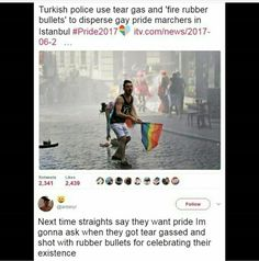"""I live in Turkey and though it's a beautiful country (with the culture and history) some people  might become such jerks when it comes to """"extraordinary"""" situations."""