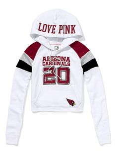 Because i am a good wife i will rock this for my love! Victoria's Secret PINK® Arizona Cardinals Shrunken Pullover Hoodie #VictoriasSecret http://www.victoriassecret.com/pink/arizona-cardinals/arizona-cardinals-shrunken-pullover-hoodie-victorias-secret-pink?ProductID=70628=OLS?cm_mmc=pinterest-_-product-_-x-_-x