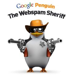 Google Penguin is a code name for a Google algorithm update that was first announced on April 24, 2012. The update is aimed at decreasing search engine rankings of websites that violate Google's Webmaster Guidelines by using black-hat SEO techniques such as keyword stuffing, cloaking, participating in link schemes, deliberate creation of duplicate content, and others. (Wikipedia)