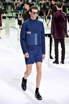 [No.33/48] Dior Homme 2014春夏コレクション   Fashionsnap.com