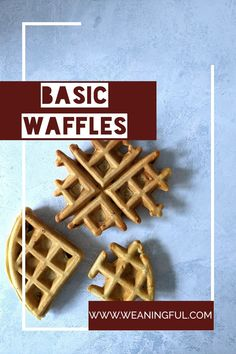 These quick and easy waffles make great finger food for babies just starting solids, but also older kids who might be picky eaters and avoid veg. This recipe allows a lot of fillings, not only veggies, but also meat, cheese or fruit in all forms.