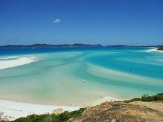 White Haven Beach, Whitsunday Islands, Australia