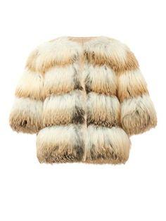 LILLY E VIOLETTA JACKET #fashion #fur #jacket #fox #lillyevioletta @lillyevioletta1