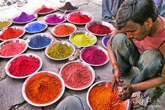 Dye Market by staszeku on 500px