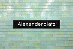 U-Bahn Signage