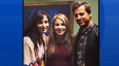 Ana had the opportunity to chat with Canadian power couple, Chantal Kreviazuk and Raine Maida, while they were in Halifax for a show. She put their relationship to the test with a round of the Newlywed Game. Click on the link to take a look http://atlantic.ctvnews.ca/chantal-and-raine-play-the-newlywed-game-1.2412346