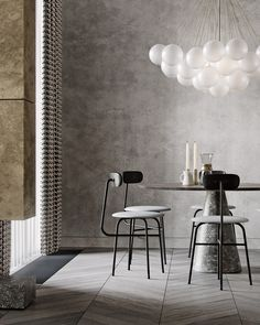 Truffle flat by Tolko interiors - via Coco Lapine Design blog