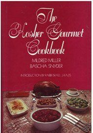 The Kosher Gourmet Cookbook by Miller Mildred 1983 Hardcover * To view further for this item, visit the image link.