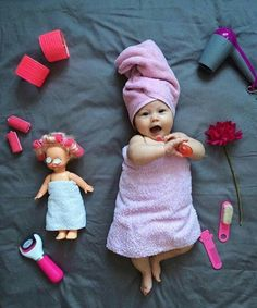 New Ideas For New Born Baby Photography : Foto - Baby So Cute Baby, Cute Baby Photos, Baby Girl Pictures, Baby Kind, Newborn Pictures, Cute Babies, Baby Baby, Funny Baby Pictures, Baby Newborn