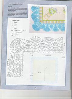 . Crochet 101, Manta Crochet, Crochet Chart, Crochet Stitches, Crochet Edgings, Crochet Angels, Tatting, Diy And Crafts, Bullet Journal