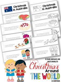 Take your kids on a trip around the world this holiday season and learn how other cultures celebrate christmas and the winter festivities. Christmas Books, Christmas Holidays, Christmas Ideas, Winter Holidays, Xmas, School Holidays, Holidays And Events, Holidays Around The World, Around The Worlds