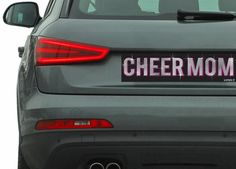 Round Car Magnet For MSIT Cheerleading Cheerleading Car Magnets - Custom sport car magnetsvolleyball car magnet custom magnets for volleyball players