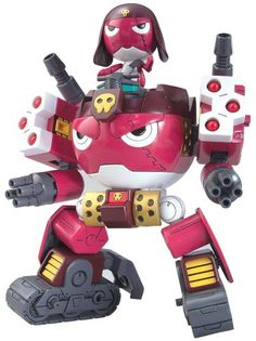 1 X Keroro Gunso Plamo Collection 17 Giroro Robo Mk. II Bandai http://www.amazon.com/dp/B000UKMTGS/ref=cm_sw_r_pi_dp_A6k1wb0A93YM1