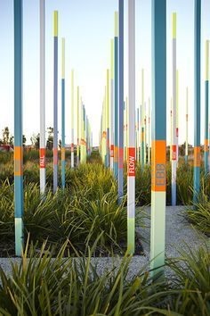 Ebb and Flow . Artist Louise Lavarack and Fitzgerald Frisby Landscape Architecture www.ffla.com.au