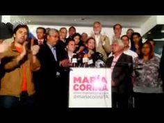#Venezuela SOS Maria Corina Machado le habla al país