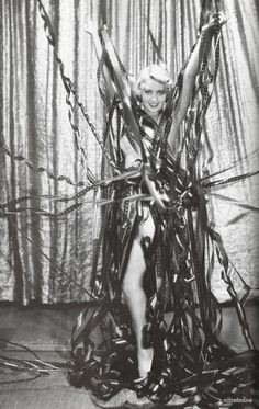 nitratediva:  Joan Blondell photographed by Bert Longworth.(Scanned from This Film Is Dangerous. Image credit: Photofest.)
